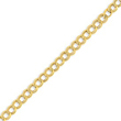 14K Gold 5.7mm Double Link Chain